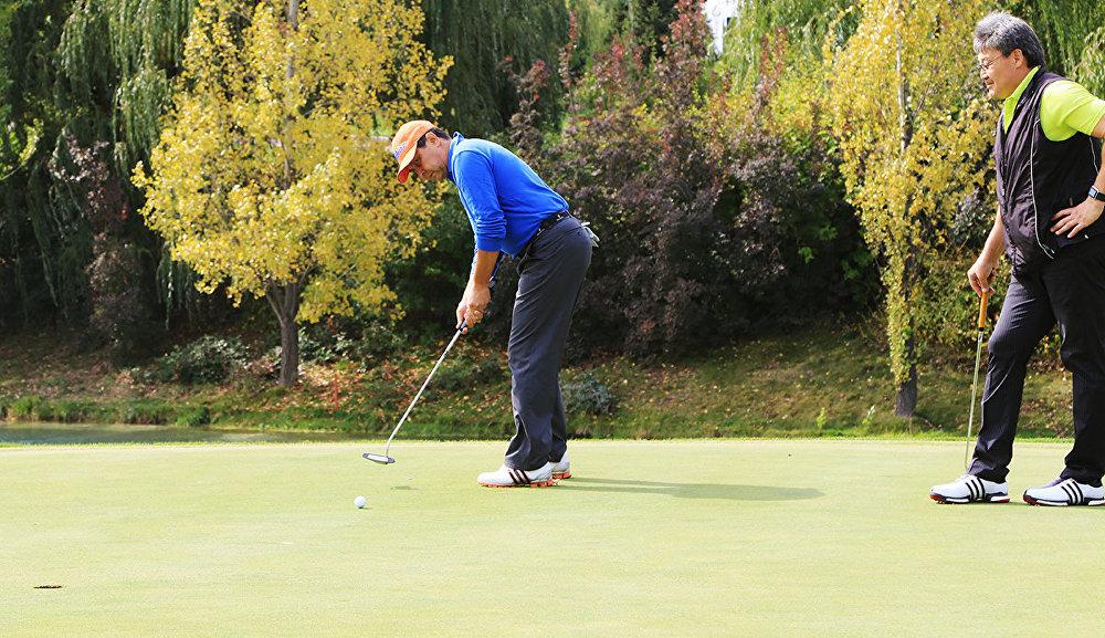 Алматыдағы гольф бойынша Kazakhstan Open   халықаралық турнирі