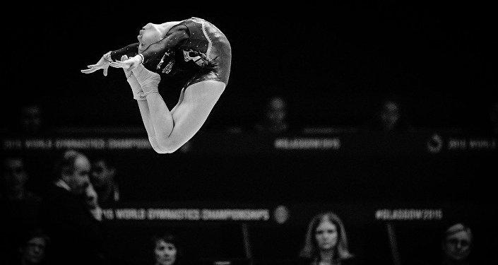 Фотография из серии Невесомость фотокорреспондента Sputnik Владимира Астапкевича
