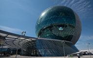 Национальный павильон Казахстана на выставке ЭКСПО