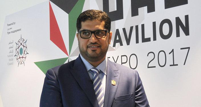 Посол Объединенных Арабских Эмиратов Мухаммед аль-Джабер