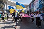 Украина павильоны