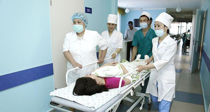 НИИ травматологии и ортопедии, архивное фото