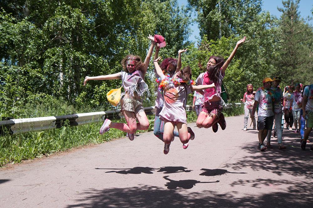 Яркокросс в Алматы