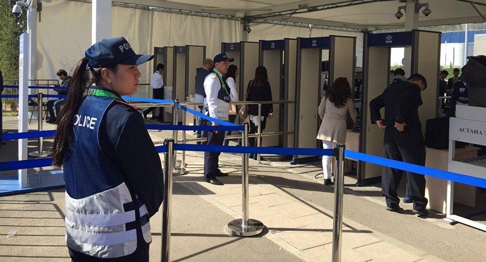 Международная выставка ЭКСПО-2017 открылась в Астане для посетителей
