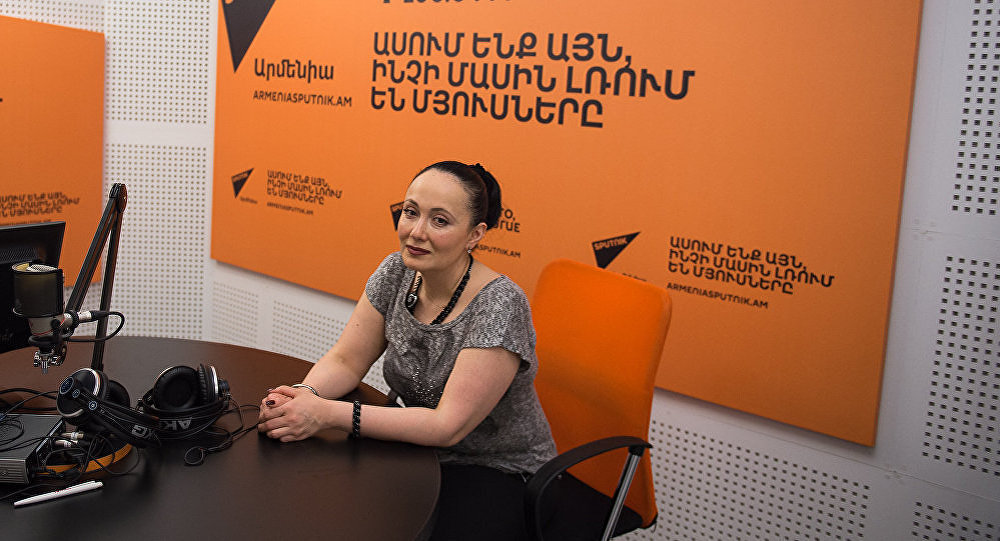 Диетолог из Армении Асмик Абовян