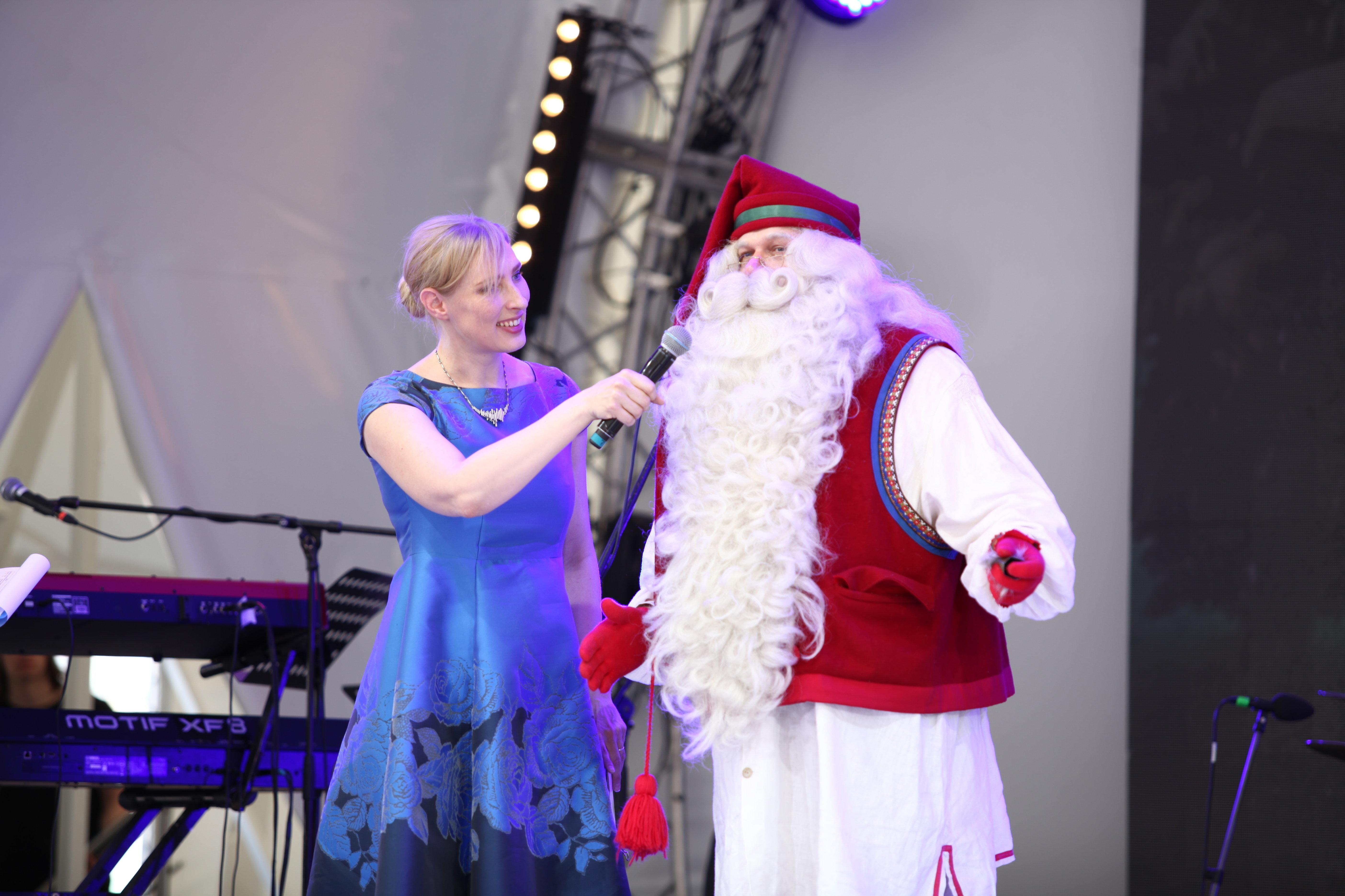 Финский Дед мороз Йолопукки