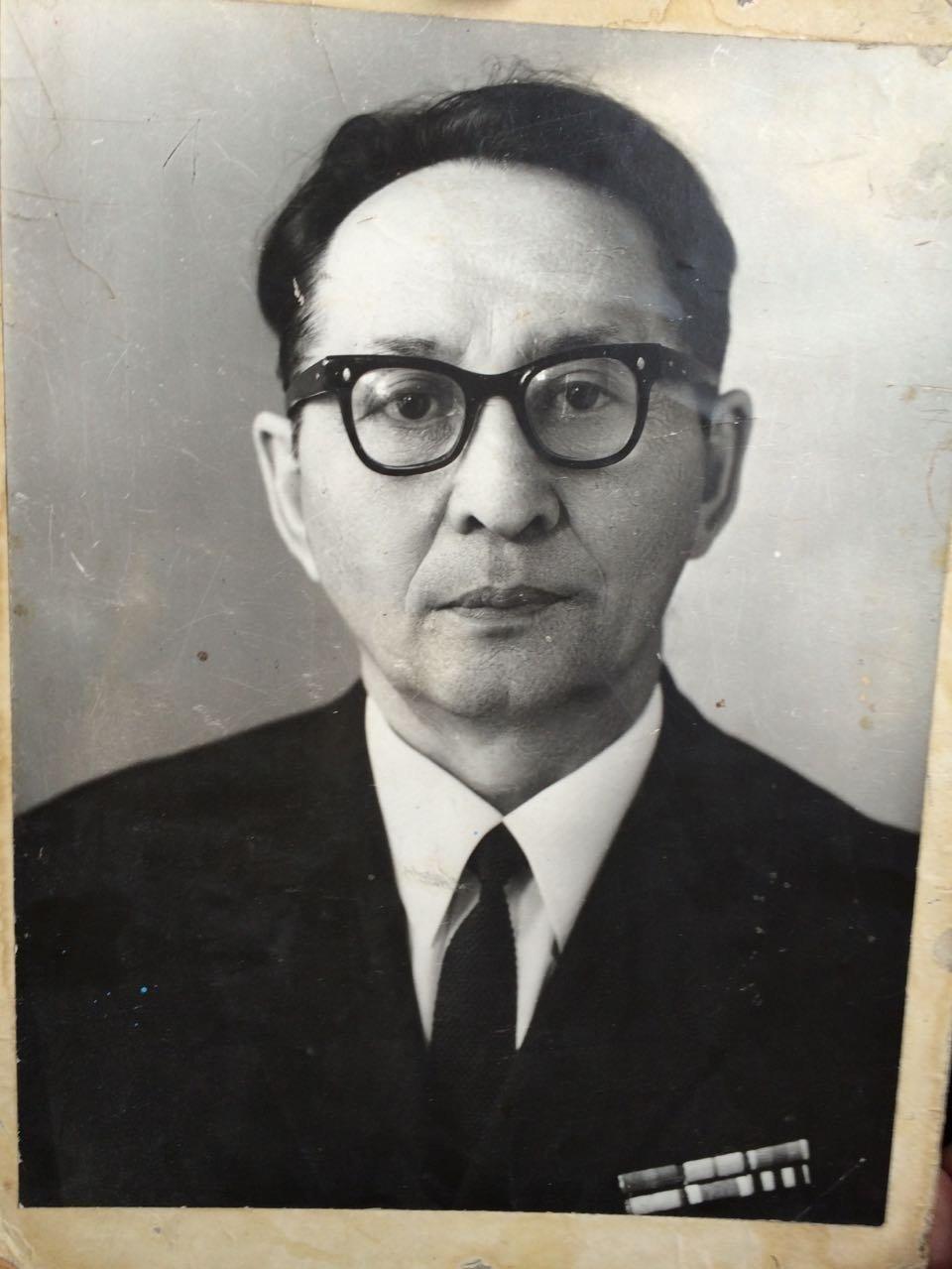 Уразбаев В.Б. - 1970