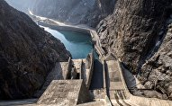 Гидроэлектростанции в Киргизии