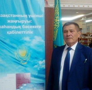 Серікбай Үсенов, Өзбекстан қазағы