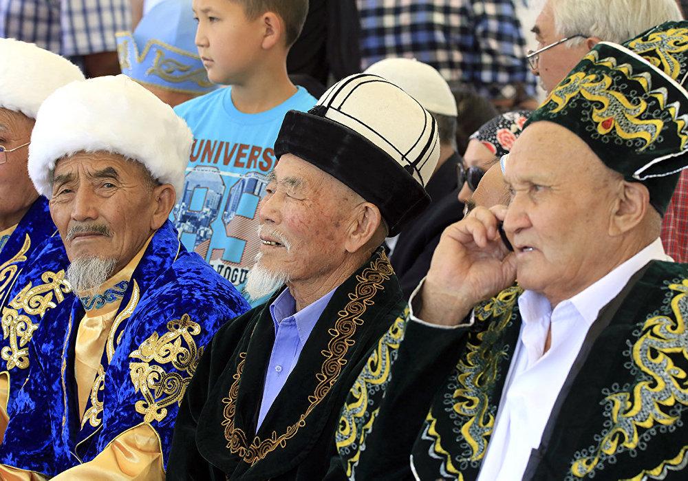 Международный фестиваль Улы дала рухы  в Алматы