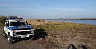 Архивное фото природоохранной полиции в Северо-Казахстанской области
