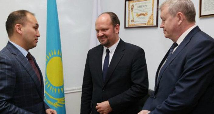 Вячеслав Пащенко назначен председателем правления Казахстанской правды