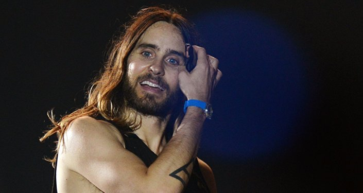 Концерт группы Thirty Seconds to Mars