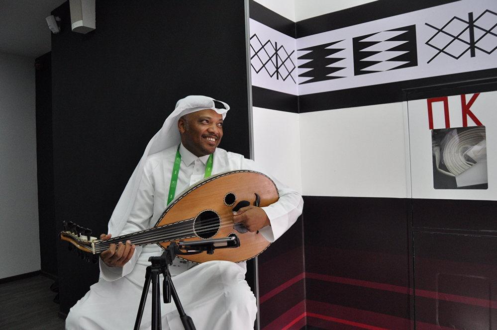 Делегация Катара посетила ЭКСПО-2017