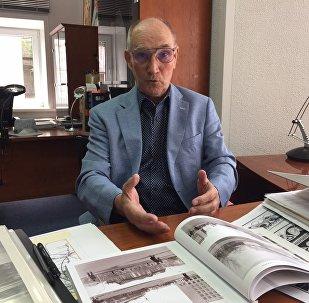 Архитектор Василий Тоскин