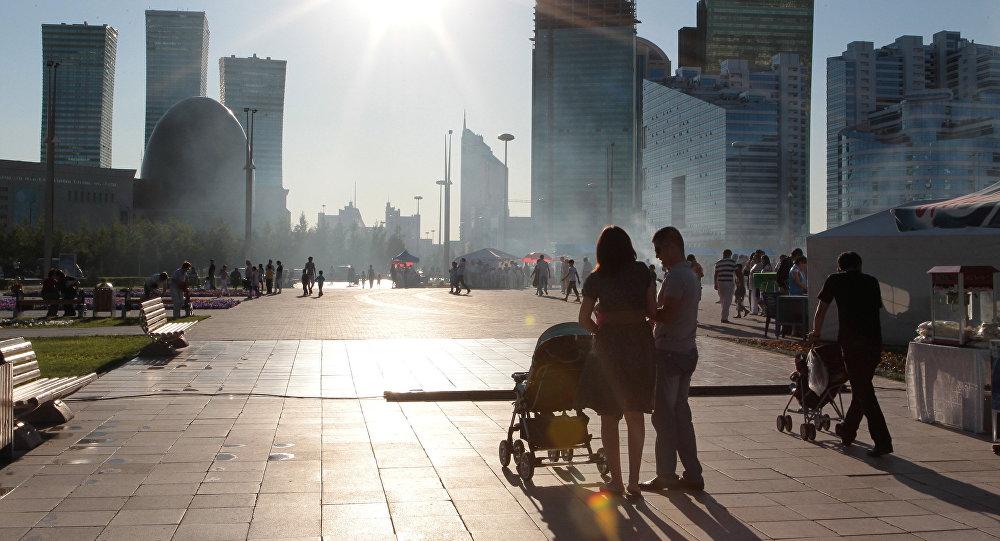 Прогноз погоды на 20 июля: сильная жара и ветер ожидаются по всему Казахстану