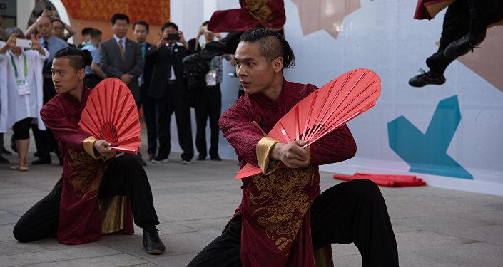 Павильон Китая на ЭКСПО