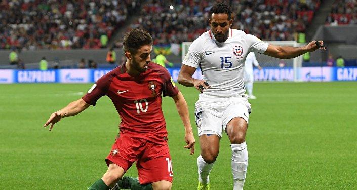 Футбол. Кубок конфедераций-2017. Матч Португалия – Чили