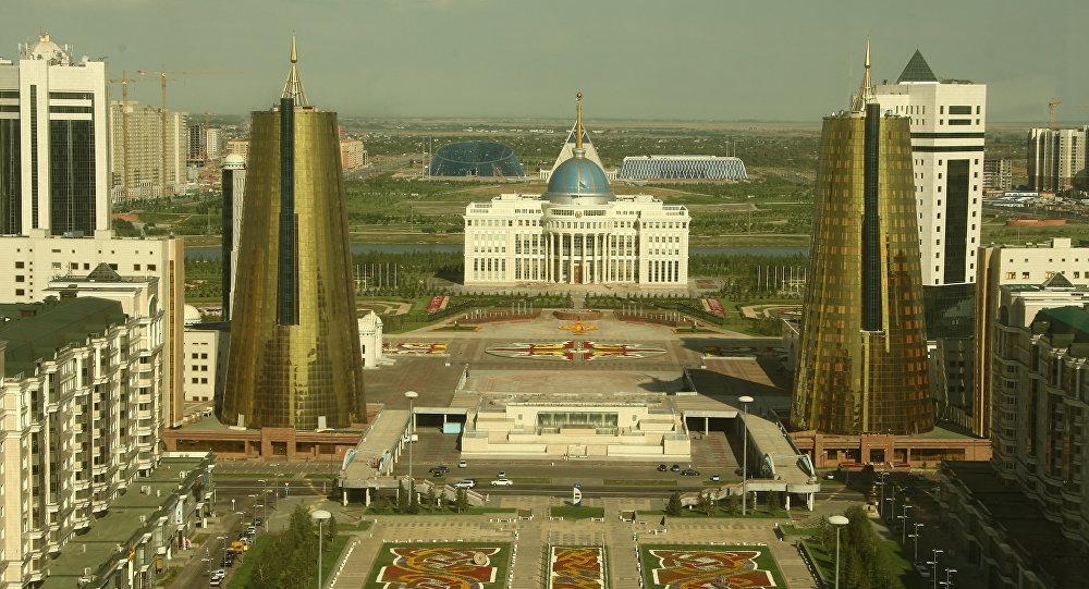 Астана, архивное фото