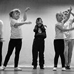 Студия Театр без границ, где занимаются дети с синдромом Дауна и другими ментальными и физическими особенностями