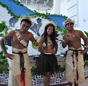 Папуасы на ЭКСПО-2017