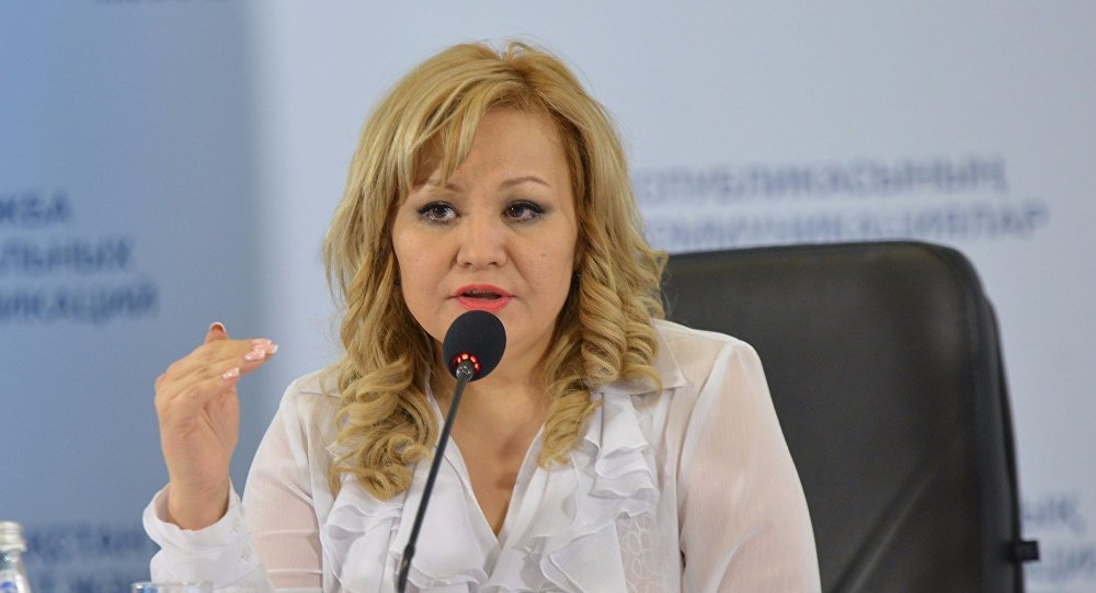 Руководитель единой казахстанской ассоциации стоматологов Сауле Есембаева