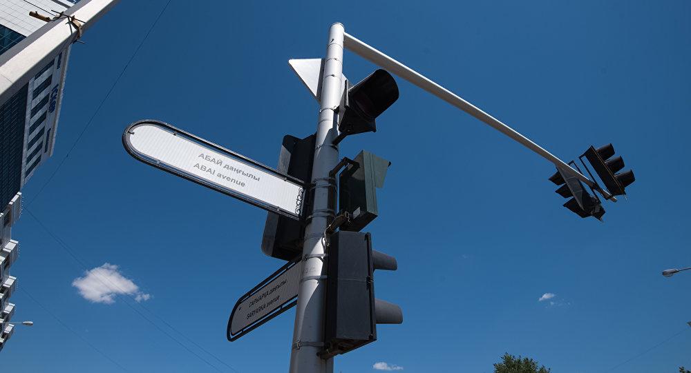 Указатели, светофор