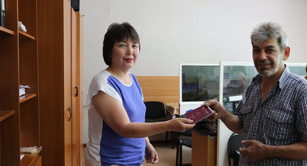 Гражданину Турции вернули утерянный паспорт
