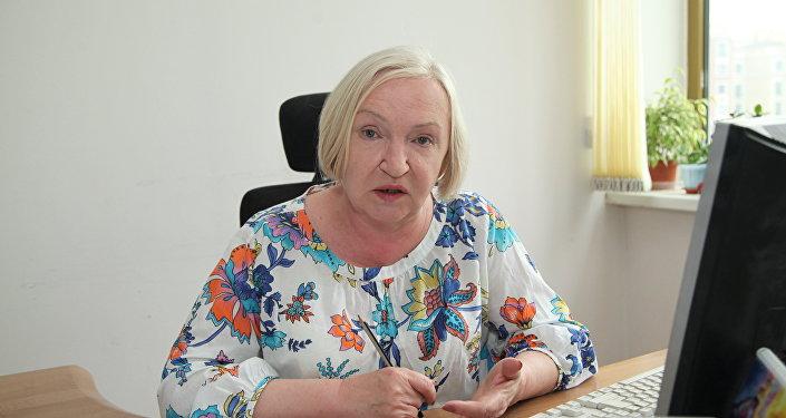Тамара Калеева