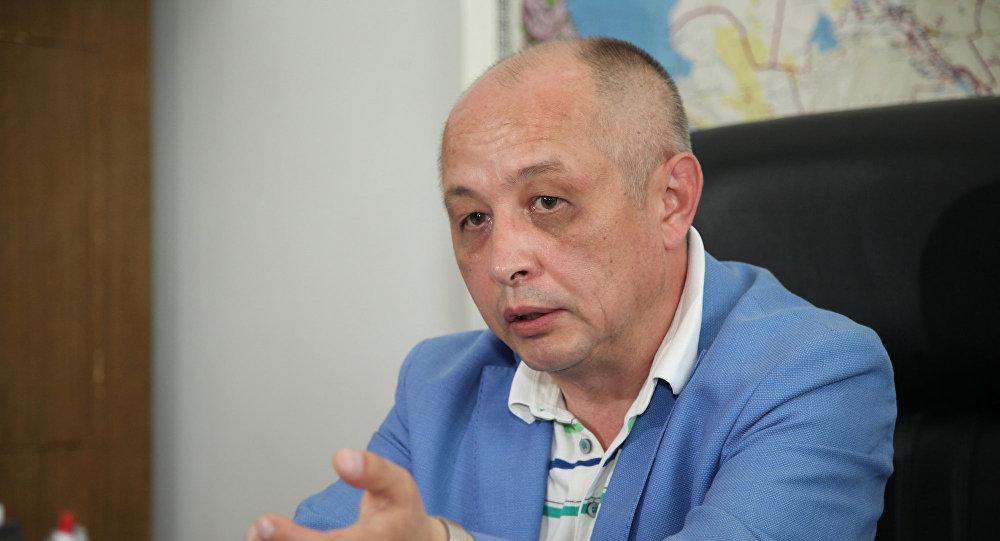 Председатель правления АО Национальный центр сейсмологических наблюдений и исследований Анвар Боранбаев