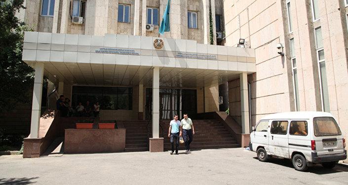 Здание национального центра сейсмологических наблюдений и исследований