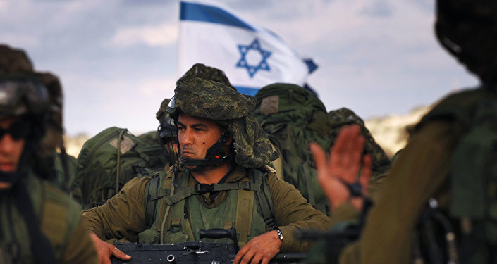 Армия Израиля - рекадр