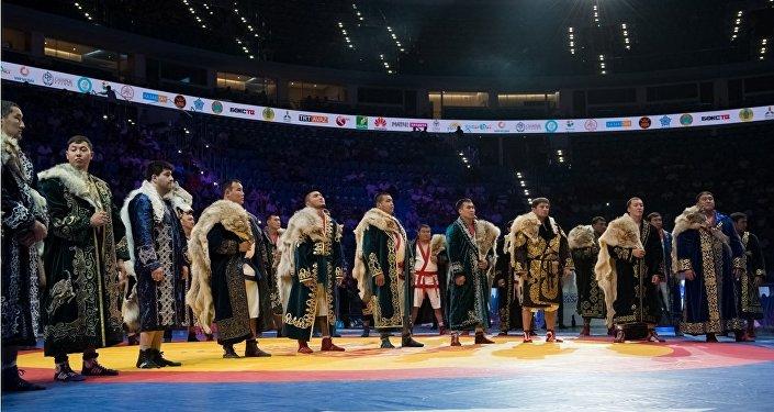 Казахстан Барысы-2017