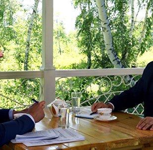 Мемлекет басшысы Россия 24 телеарнасына сұхбат берді