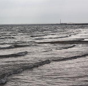 Озеро Капшагай