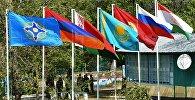Открытие учений сил и средств разведки вооруженных сил стран ОДКБ Поиск-2016