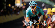 Велогонщик Astana Pro Team Алексей Луценко