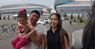 Астаналық мұғалім ЭКСПО-2017 көрмесінің миллионыншы келушісі болды