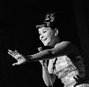 Певица Тамара Миансарова