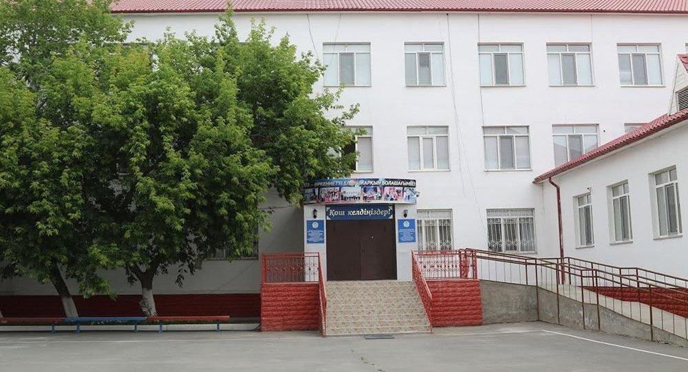 Детски дом имени Сабыра Казыбаева в Атырау