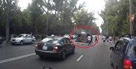 Алматыдағы жол апаты