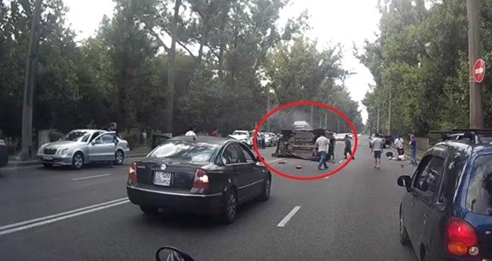 ДТП в Алматы