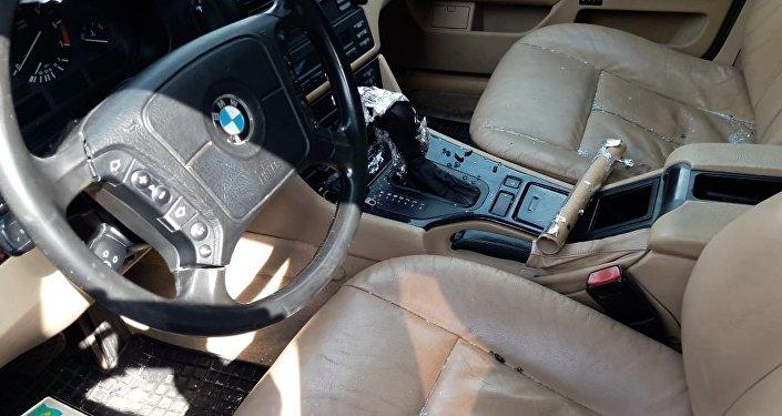 Смертельная авария с участием BMW
