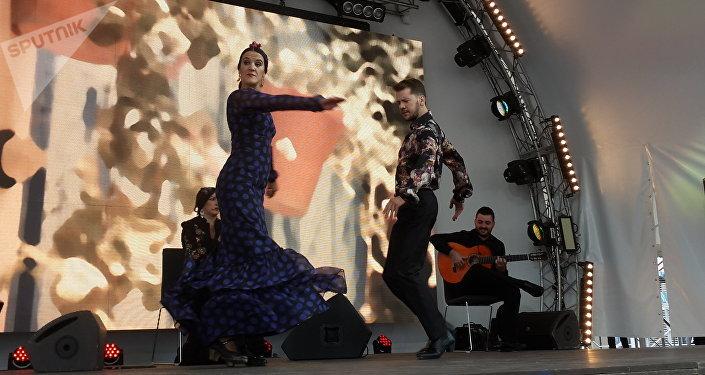 Исполнители фламенко
