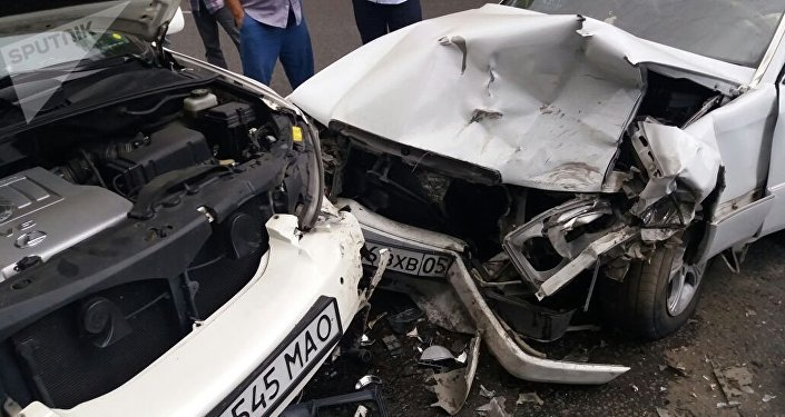 Два автомобиля столкнулись на Гоголя - Зенкова
