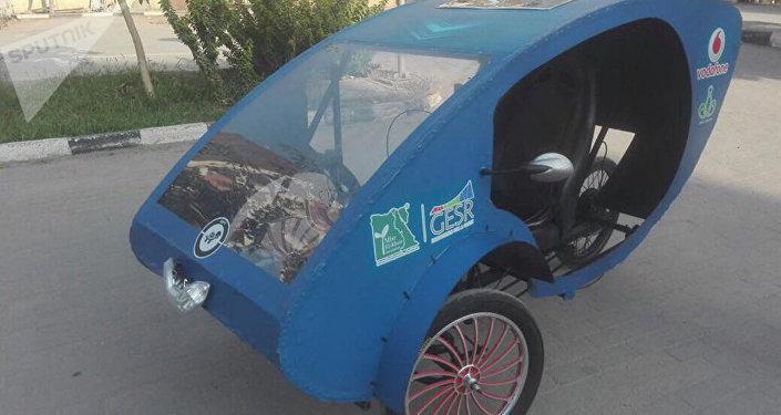 Электрокар из Египта за 800 долларов