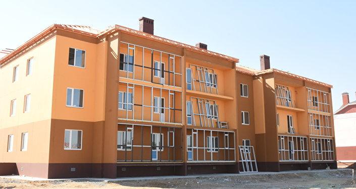 Дом, построенный по госпрограмме Нурлы жер в Актобе