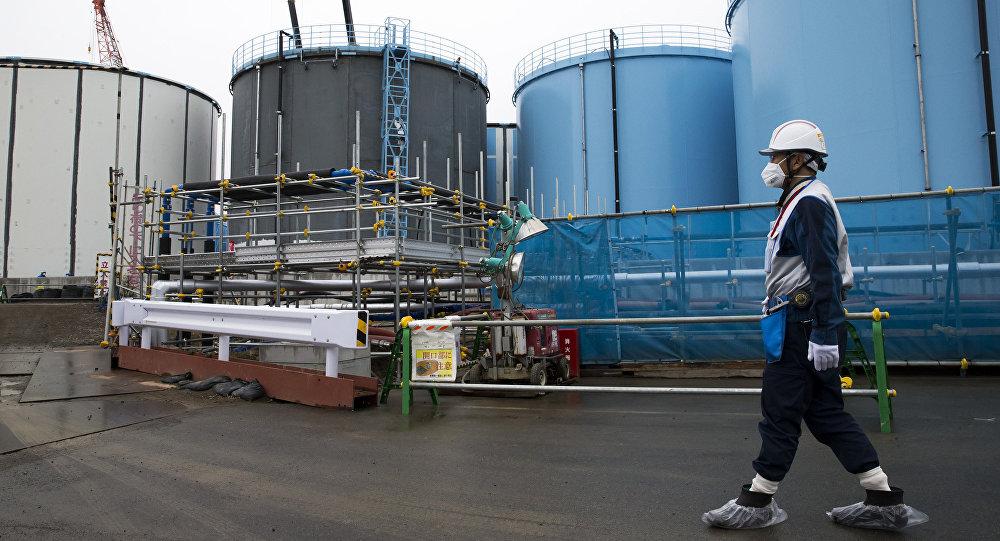 Атомная электростанция Фукусима, архивное фото