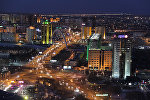 Виды ночного города