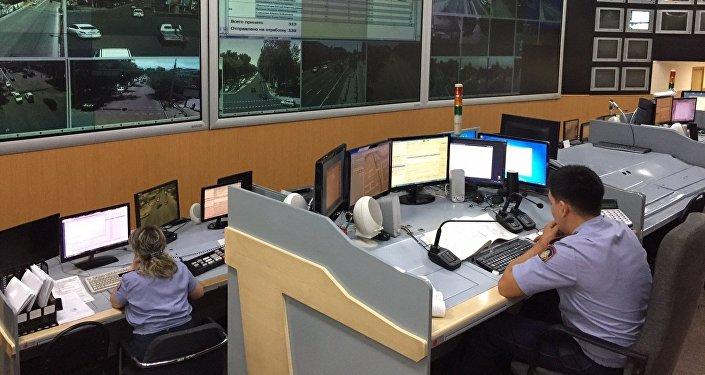 Центр оперативного управления 102